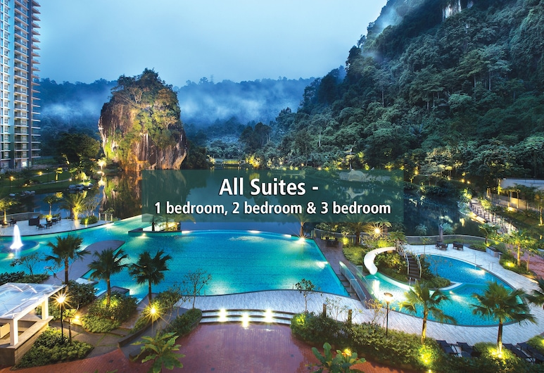 The Haven All Suite Resort, Ipoh, Ипох