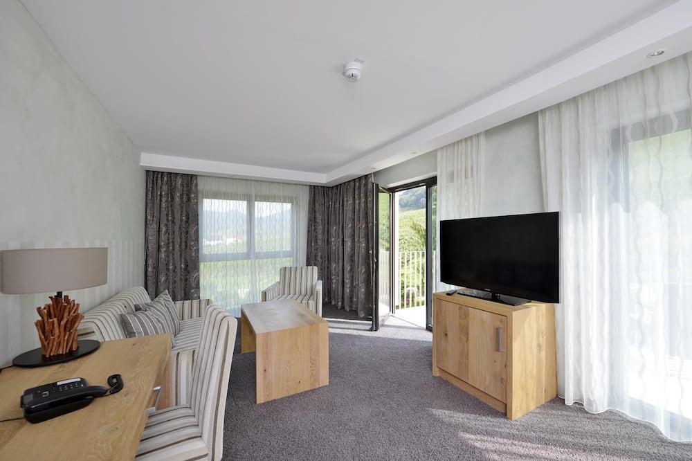 Superior Plus - Sala de estar
