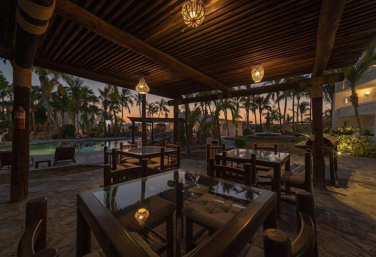 Club el Moro Hotel Suites, La Paz, Área de parrillas o picnic