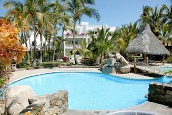 Foto di Club del Moro Hotel Suites a La Paz