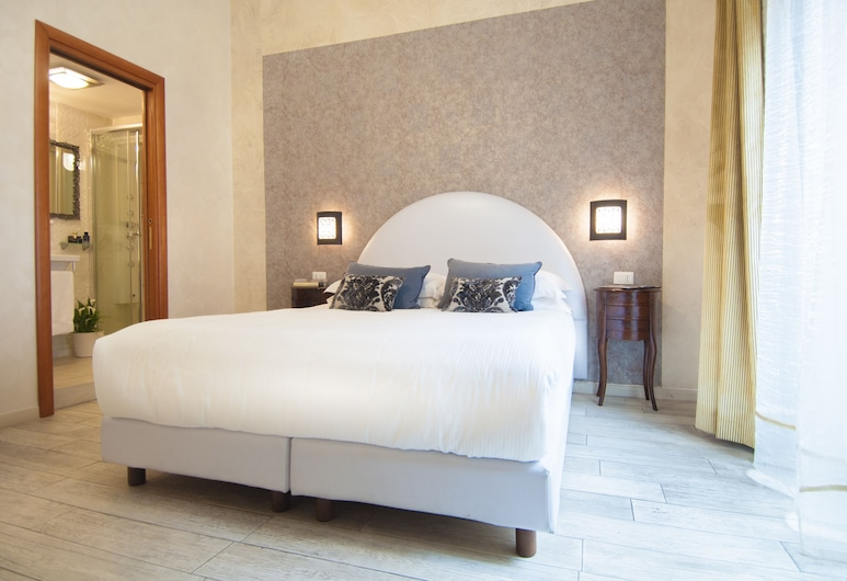 Ripetta Rooms, Rom, Deluxe-dobbeltværelse, Værelse