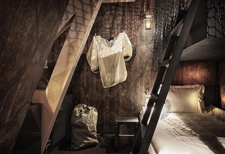 Stora Hotellet, BW Premier Collection, Umea, Standardní pokoj, jednolůžko, nekuřácký (Bunk beds), Pokoj