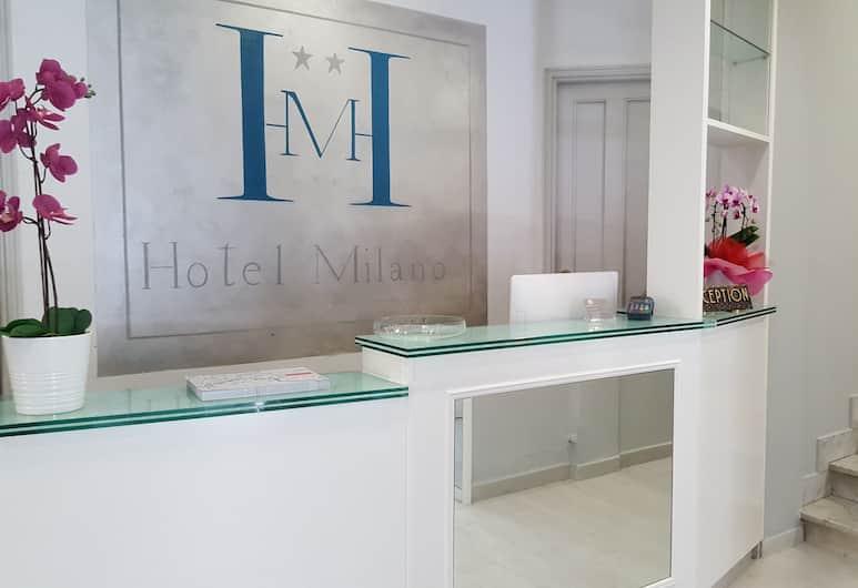 Hotel Milano, Písa