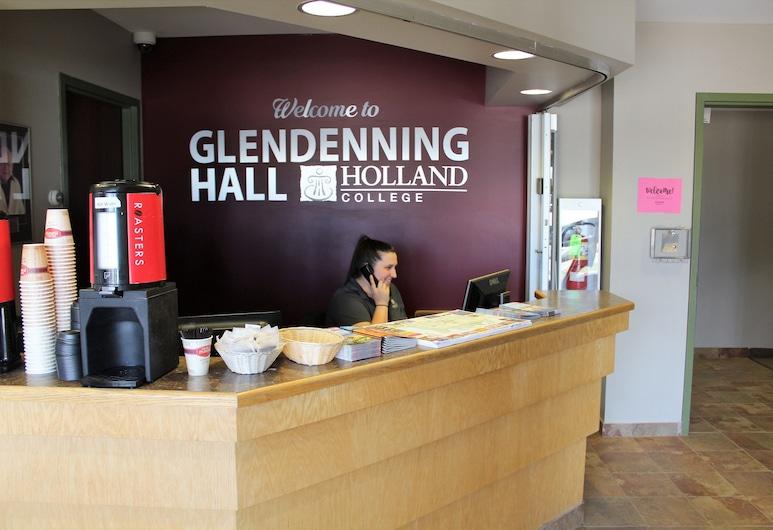 Glendenning Hall, Charlottetown, Recepción