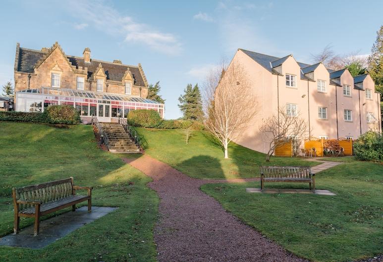 Lochardil House Hotel, Inverness, Jardín
