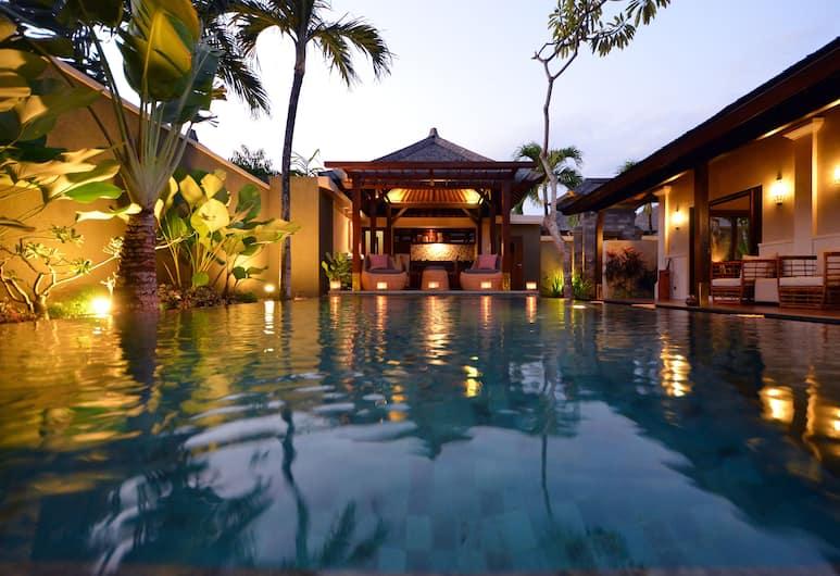 烏琳溫泉別墅 - 卡拉尼雅體驗飯店, 水明漾, 別墅, 1 間臥室, 私人泳池, 客房