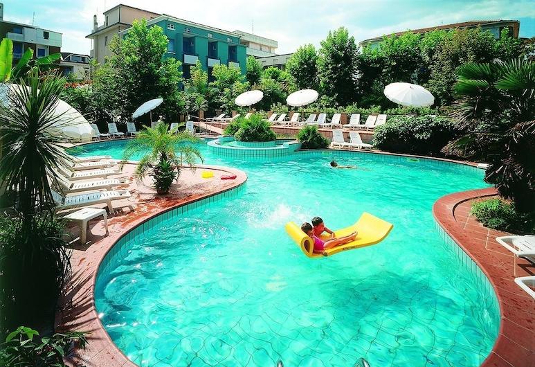 Hotel San Giorgio Savoia, Bellaria-Igea Marina, Alberca al aire libre