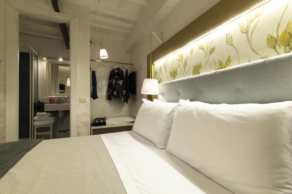 Trojlôžková izba typu Classic - Výhľad z hosťovskej izby
