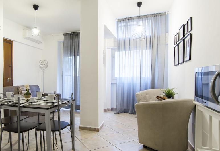 OM2Rome, Roma, Superior Apart Daire, 2 Yatak Odası, Oturma Alanı