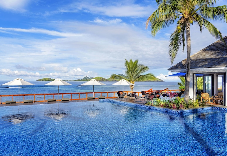 Sheraton Resort & Spa, Tokoriki Island, Fiji, Iririki Tokoriki , Kolam Terbuka