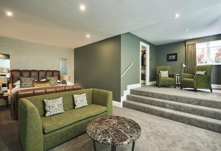 Hotel du Vin & Bistro Birmingham, Birmingham, Studio Suite, Guest Room