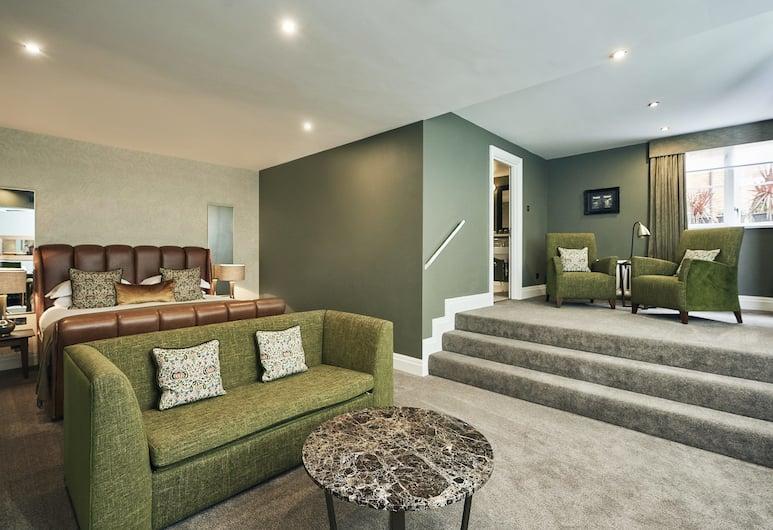 Hotel du Vin & Bistro Birmingham, Birmingham, Deluxe Suite, Guest Room