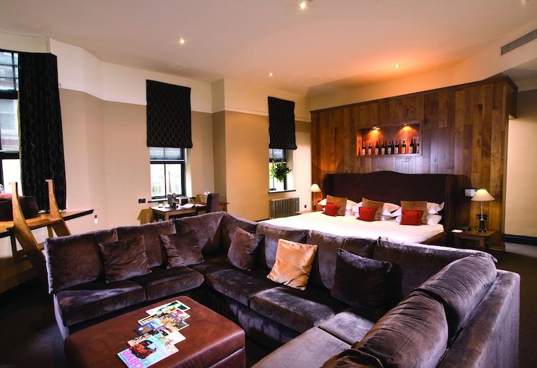 Hotel du Vin & Bistro Birmingham, Birmingham, Pokój