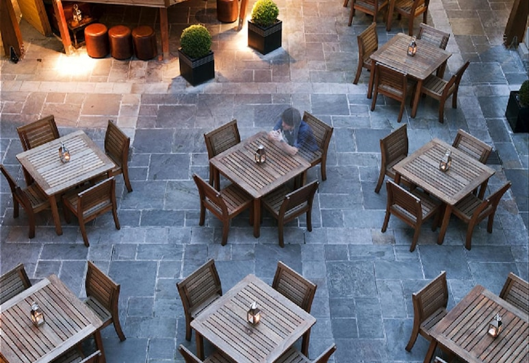 Hotel du Vin & Bistro Edinburgh, Edimburgo, Terraza o patio