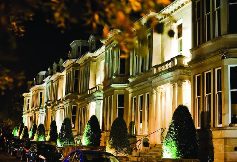 Hotel du Vin & Bistro Glasgow, Glasgow, Fassaad õhtul/öösel