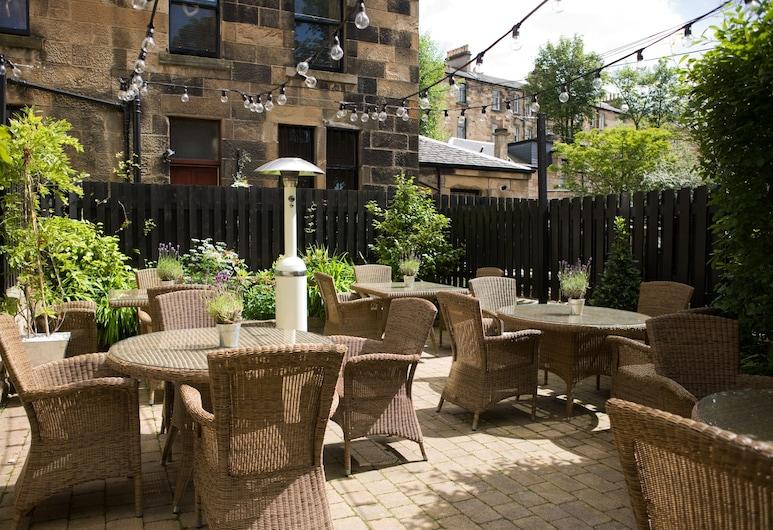 Hotel du Vin & Bistro Glasgow, Glasgow, Terrace/Patio