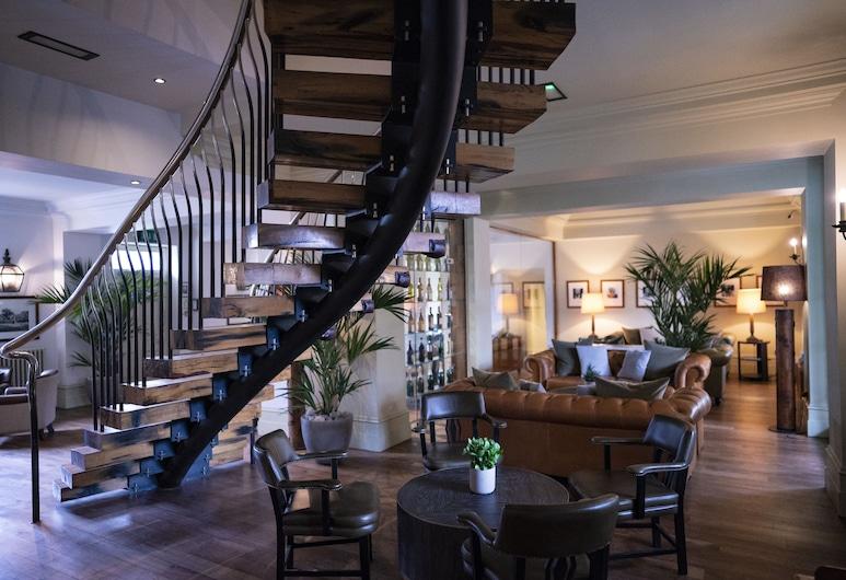 Hotel du Vin & Bistro Harrogate, Harrogate, Lobby Lounge