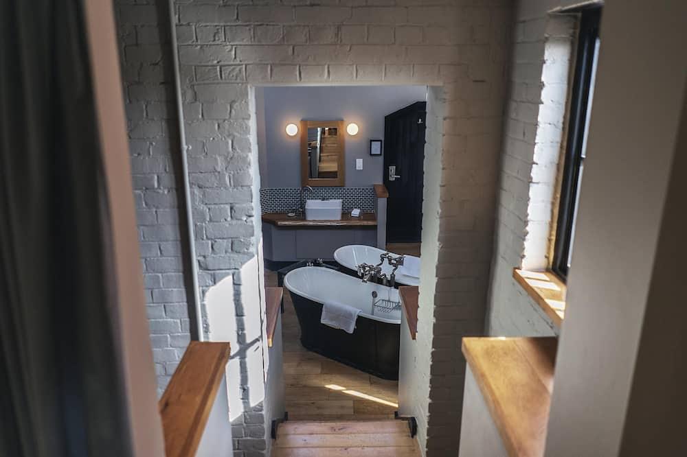 Signature lakosztály - Fürdőszoba