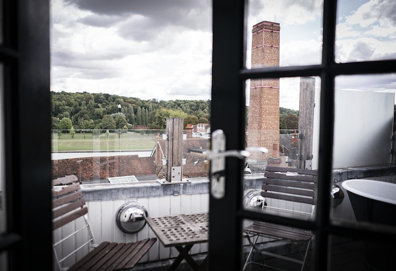 Hotel du Vin & Bistro Henley-on-Thames, เฮนลีย์ออนเทมส์, ห้องสวีท, ห้องพัก