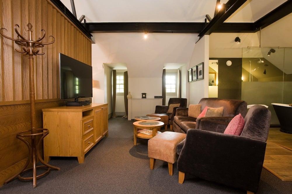 Habitación urbana - Sala de estar