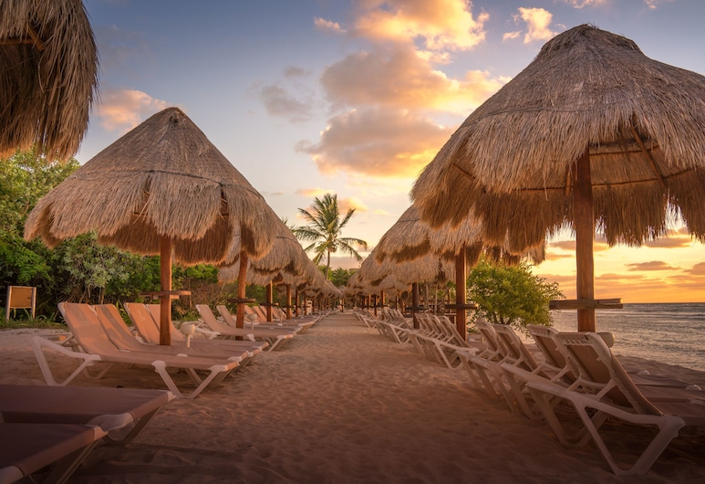 Platinum Yucatan Princess Adults Only - All inclusive, Playa del Carmen, View from Hotel