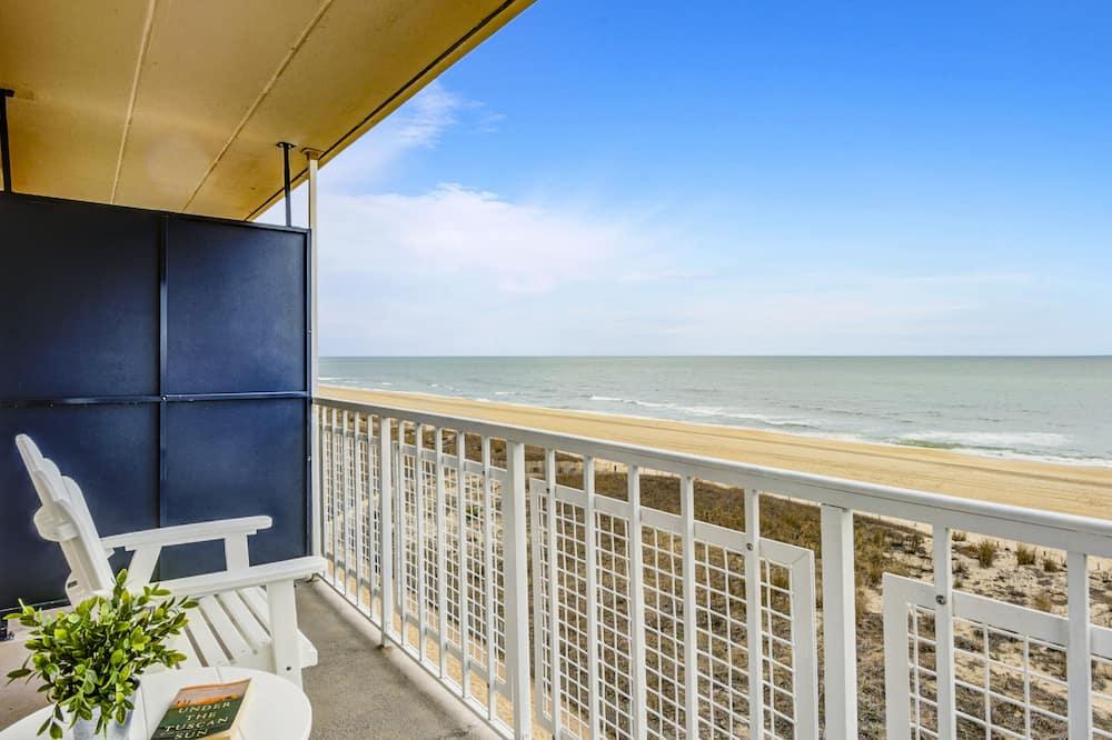 Dunes Suites Building - Suite, 2 Queen Beds, Oceanfront - Terrace/Patio