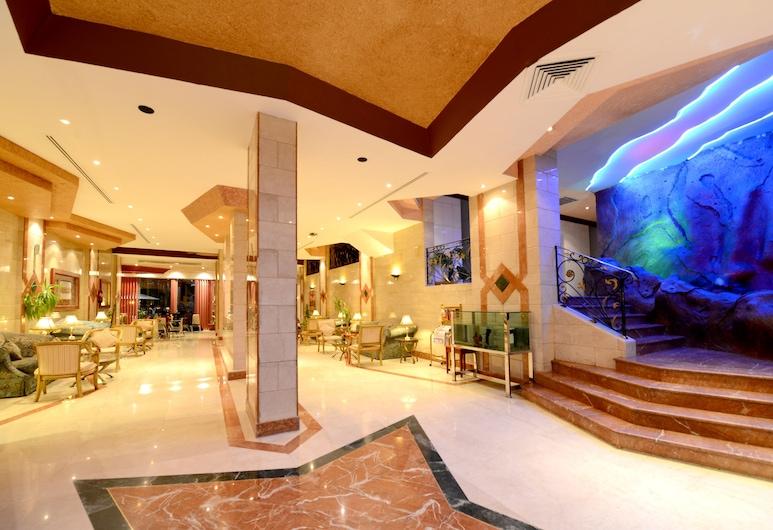 Boudl Al Faisaliah, Riyadh, Lobby