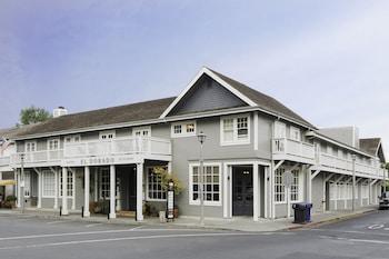 Selline näeb välja El Dorado Hotel, Sonoma