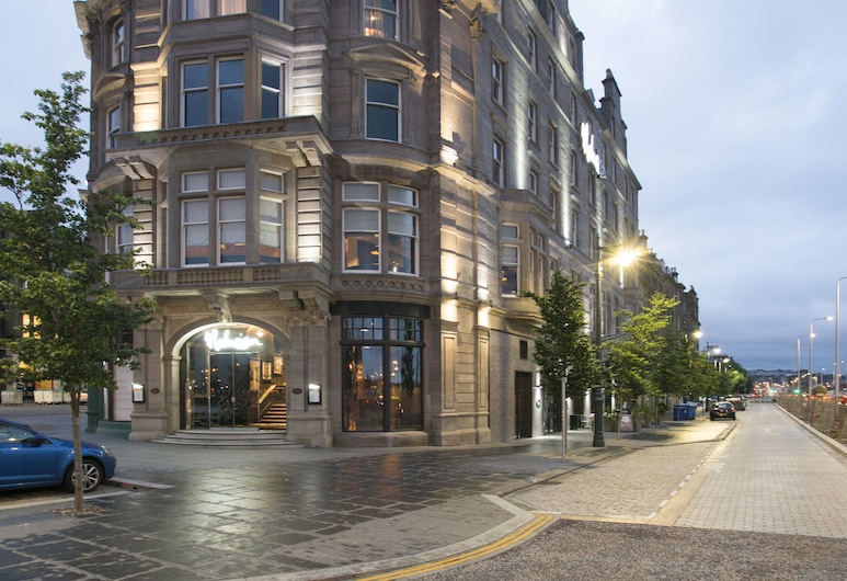 Malmaison Dundee, Dundee, Hotel Front