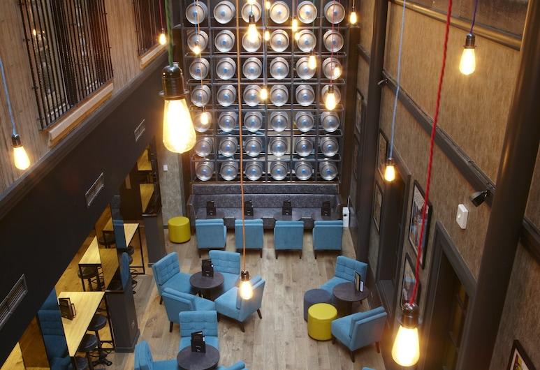 Malmaison Glasgow, Glasgow, Lobby Sitting Area