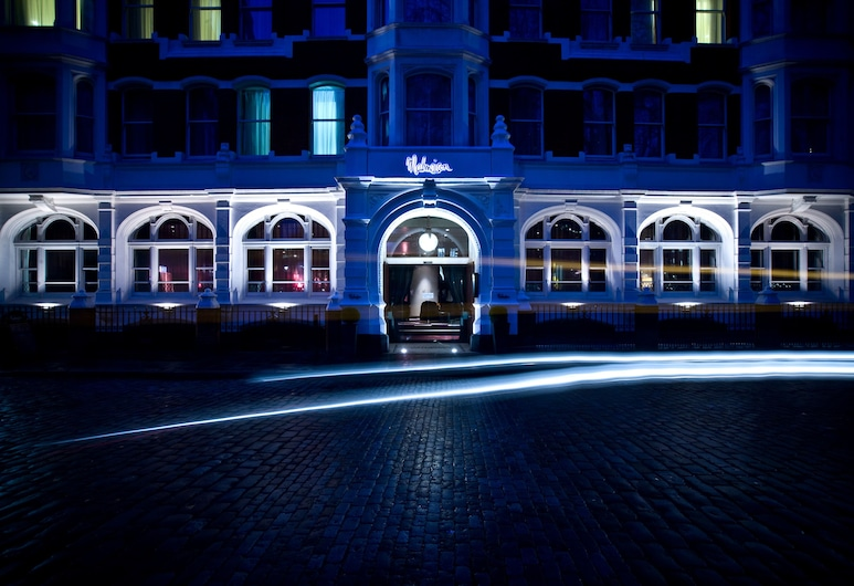 Malmaison London, London, Hotel Front – Evening/Night