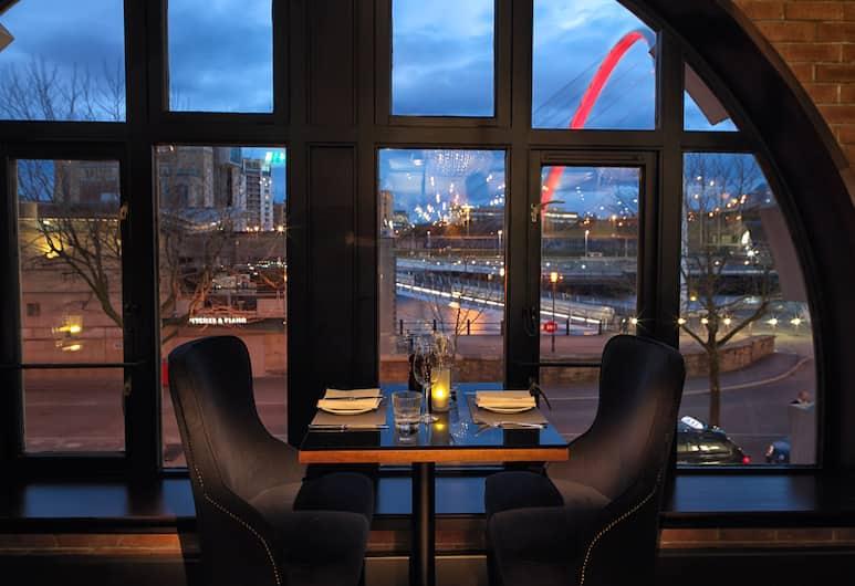 Malmaison Newcastle, Newcastle-upon-Tyne, Restaurant
