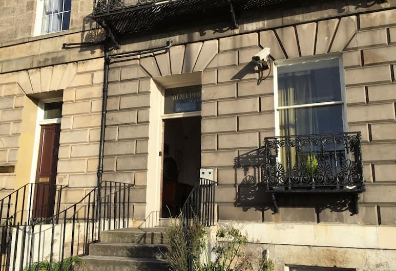 Adelphi Hotel, Edinburgh, Pohľad na hotel