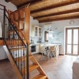 Apartmán, 1 ložnice (3 Pax) - Obývací prostor