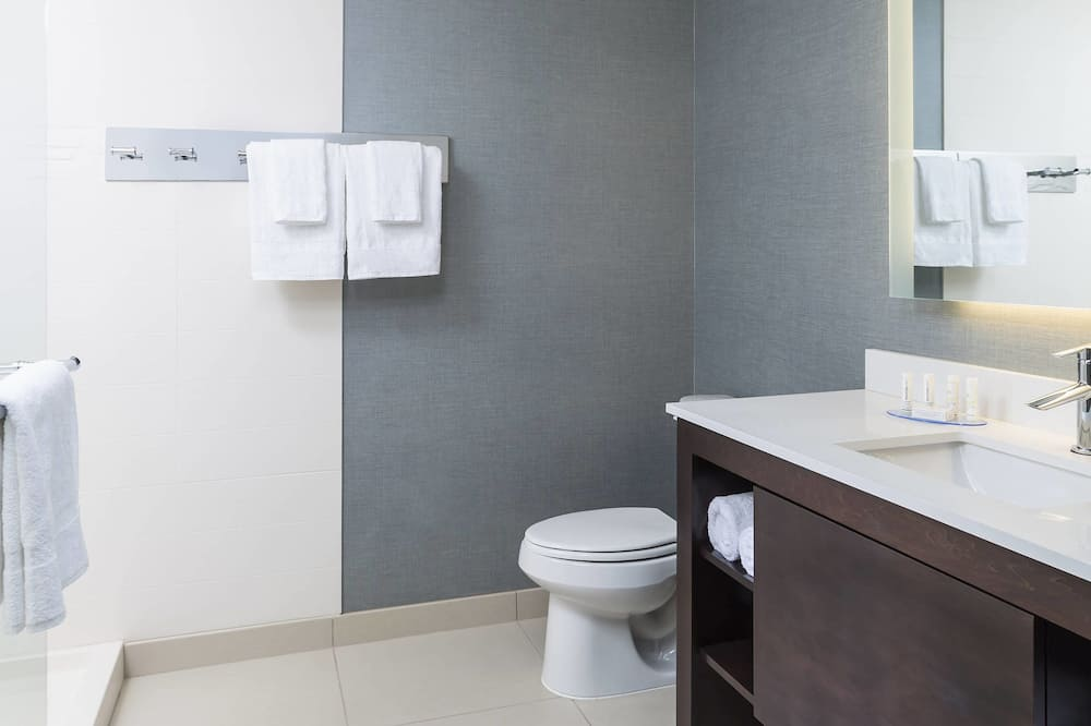 Apartmán, 1 spálňa, nefajčiarska izba - Kúpeľňa