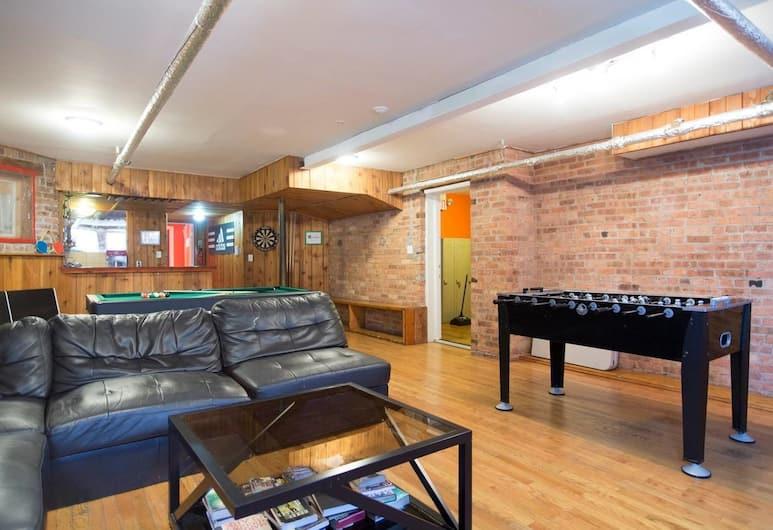 Wrigley Hostel, Chicago, Közös hálóterem, kizárólag nők számára, Vendégszoba