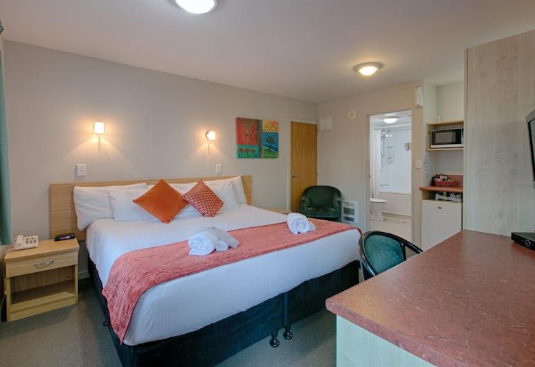 Bella Vista Motel Blenheim, Blenheim, King Studio , Guest Room