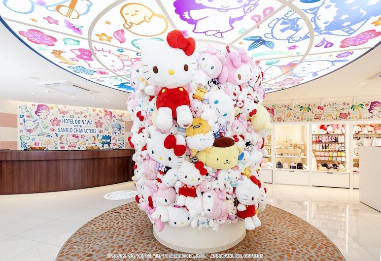 沖繩三麗鷗角色酒店, 那霸