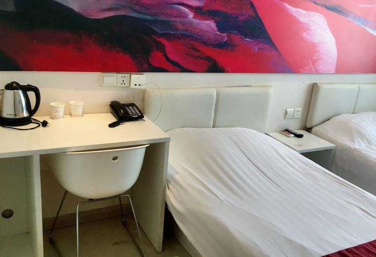 겐팅 스타 상하이, 상하이, 스탠다드룸, 싱글침대 2개, 객실