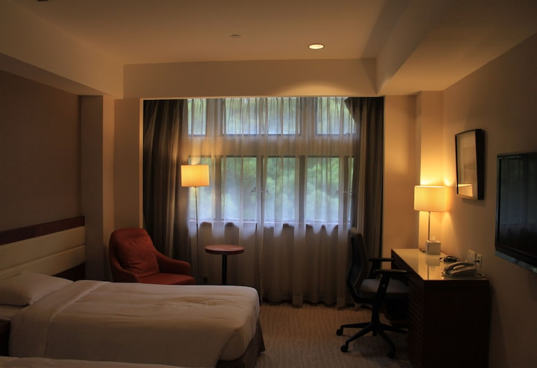 Caritas Bianchi Lodge, Kowloon, Standard tvåbäddsrum, Gästrum