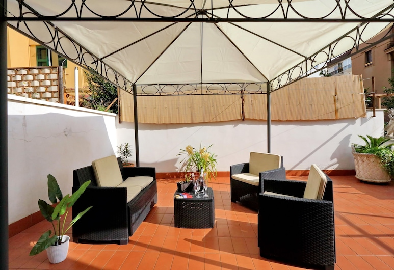 羅馬之松客房及套房酒店, 羅馬, 基本套房, 非吸煙房, 陽台