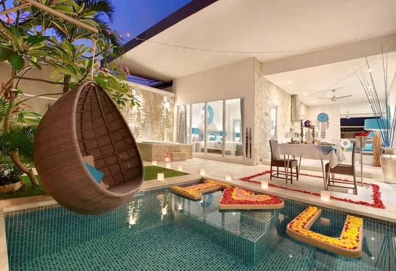 Bali Cosy Villa, Legian, Baseinas