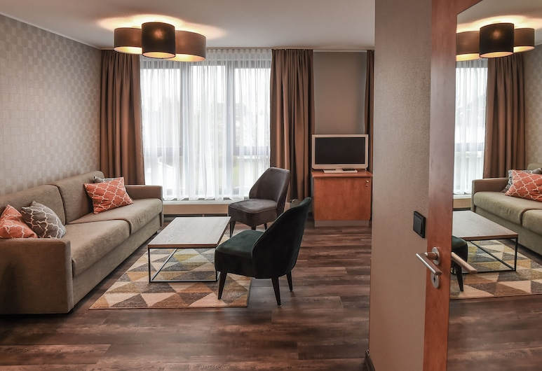 EuroStar Hotel, Castrop-Rauxel, Suite Junior, Area Keluarga
