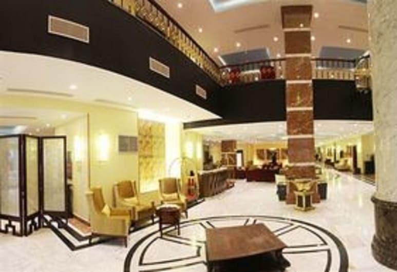 Oasis Hotel, Algiers, Lobby Sitting Area