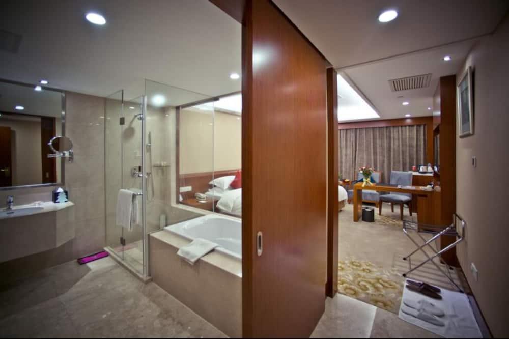 Pokój Deluxe, 2 łóżka pojedyncze - Łazienka