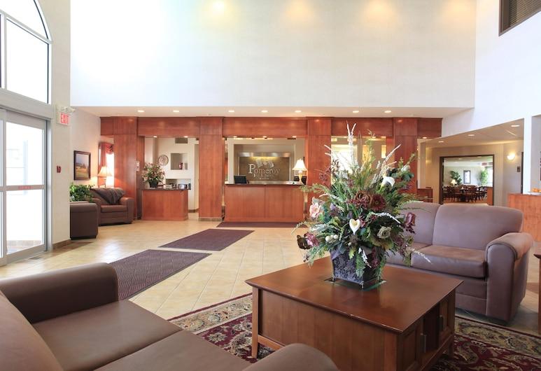 Pomeroy Inn & Suites Grimshaw, Grimshaw, Lobby Sitting Area