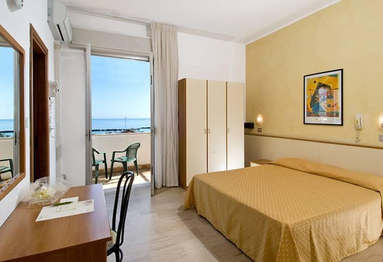 Hotel Arabesco, Rimini, Double Room, Bilik Tamu