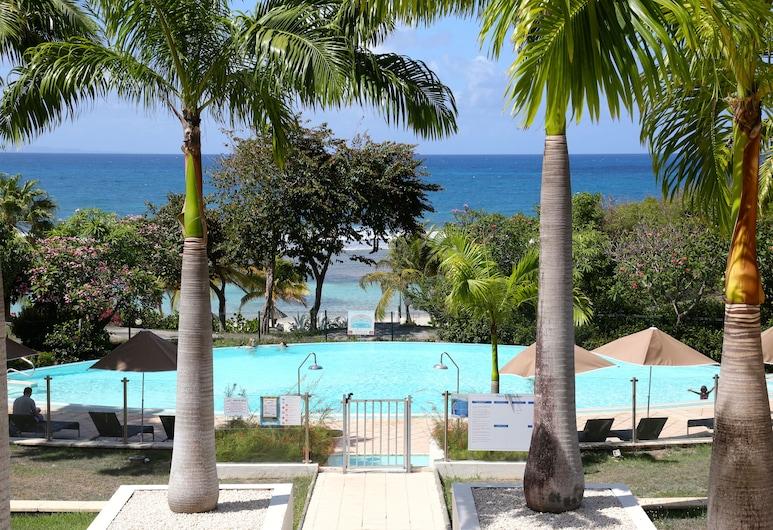Pierre & Vacances Residence Premium Les Tamarins, Sainte-Anne, Bazén