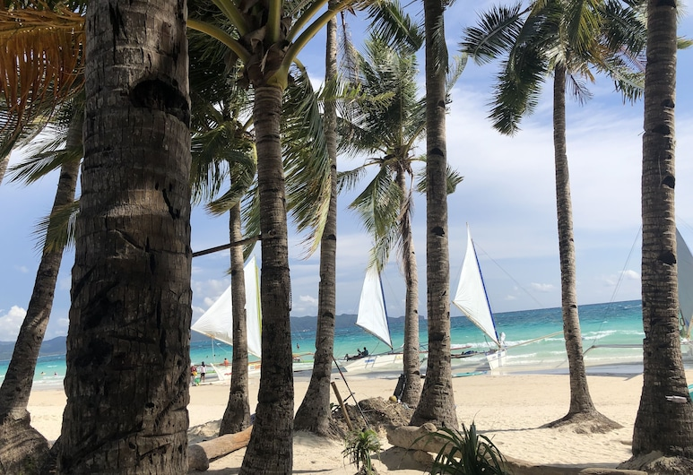 The Boracay Beach Resort, Boracay Island, Strand