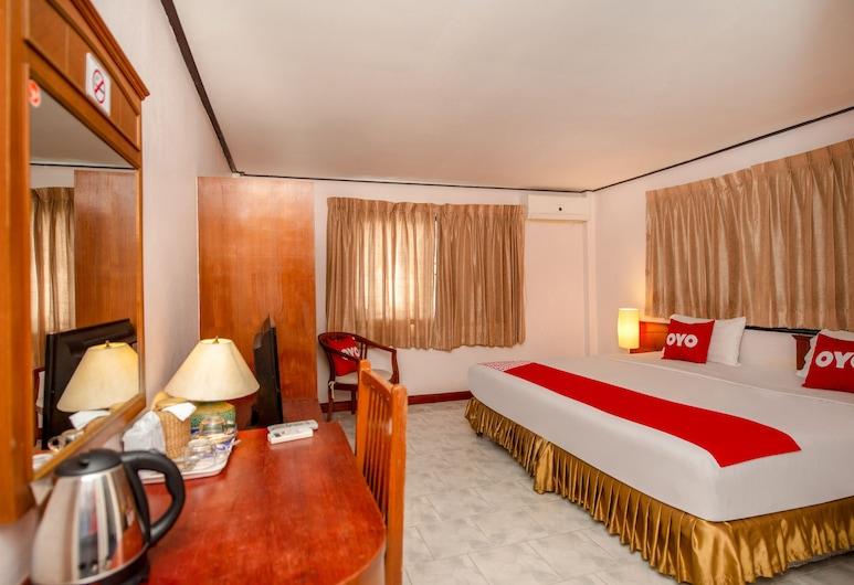 OYO 288 더 미노텔 호텔, 파통, 디럭스 더블룸, 객실